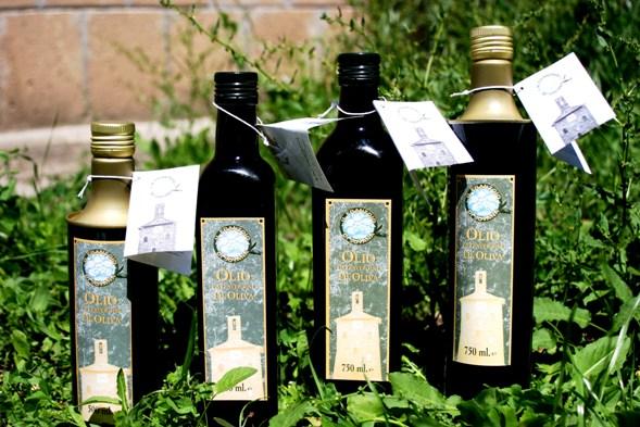Il Frantoio di Sovana bottiglie olio extravergine di oliva