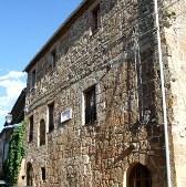 Casa nativa di Papa Gregorio VII, Ildebrando di Sovana