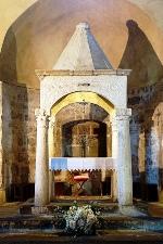 Ciborio Chiesa Santa Maria a Sovana