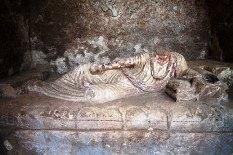 Tomba dei Demoni Alati a Sovana
