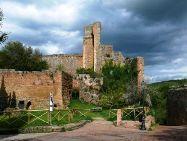 La Rocca Albobrandesca di Sovana