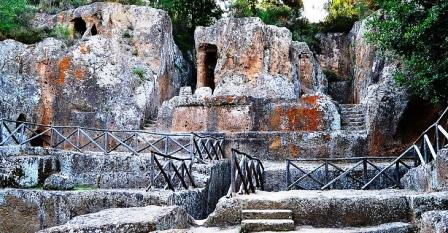 Ildebranda Tomb Sovana